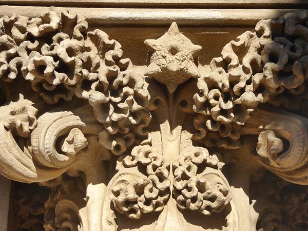 Friedhof Barcelona Montjuic Grabmal Bomba Orsini Liceu Attentat