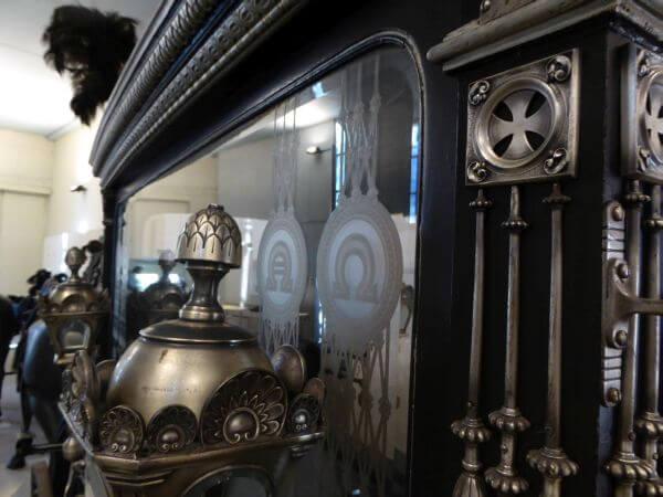 Karosse cemenitri montjuïc barcelona friedhof