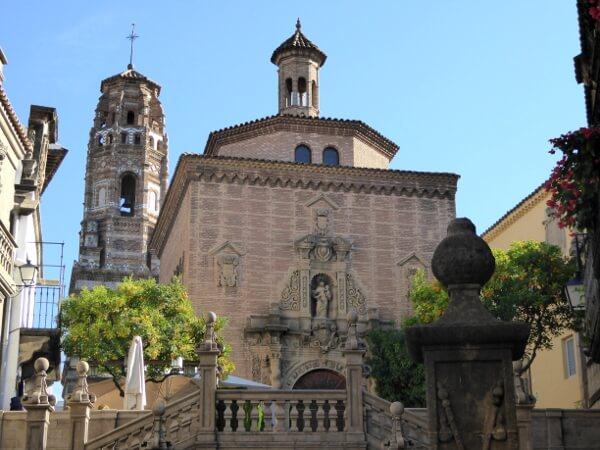 Poble espanyol Montjuic spanisches Dorf