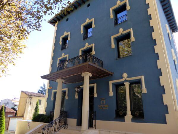 Sant Hilari Sacalm Font Vella Hotel