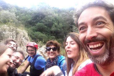 Ein Canyon auf Sizilien: Gole di Tiberio