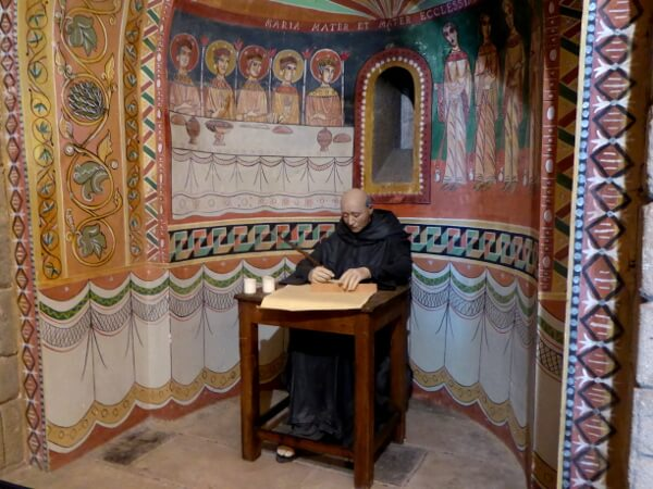 poble espanyol barcelona Kloster