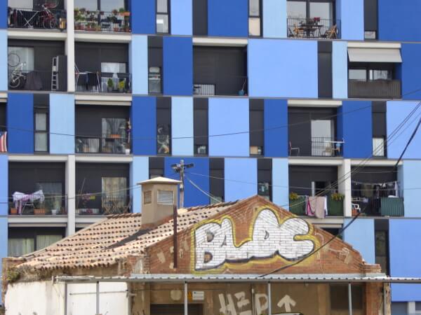 poblenou architektur Barcelona