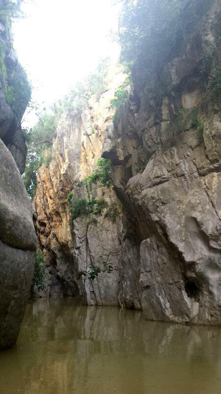 sicilia gole del tiberio