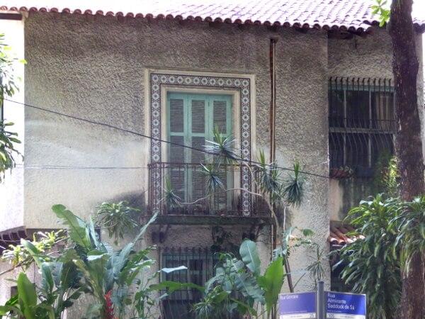 Haus Fenster Ipanema Rio de Janeiro