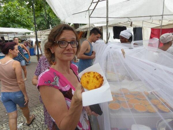 Pastel Ipanema Markt