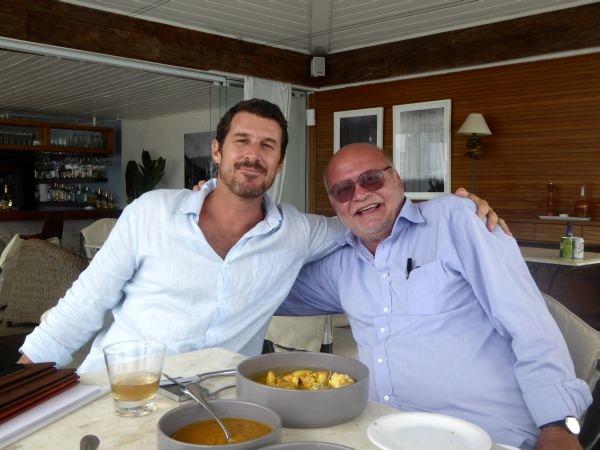 Santiago und Leo Casas Brancas Buzios