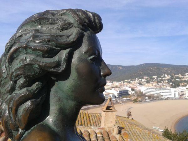 Tossa de Mar Ava Gardner