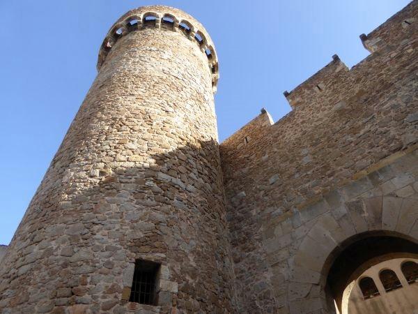 Tossa de Mar Turm Vila Vella