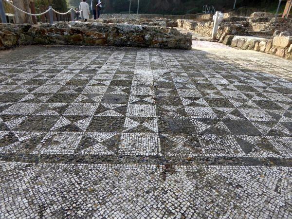 Tossa de mar römisch Mosaik