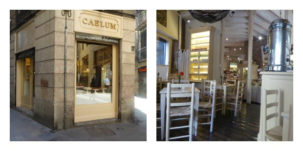 cafe Caelum Barcelona