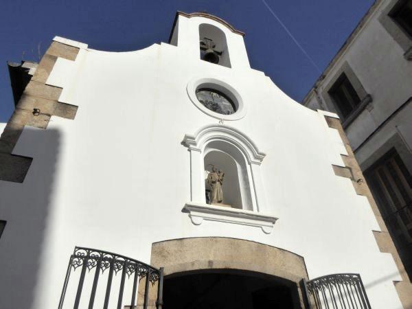 capilla Tossa de Mar