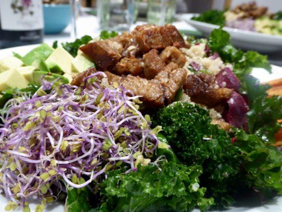 Vegan Essen in Barcelona - Restaurant Tipps 2