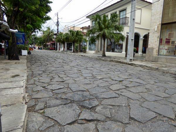 in der rua das pedras zentrum Buzios