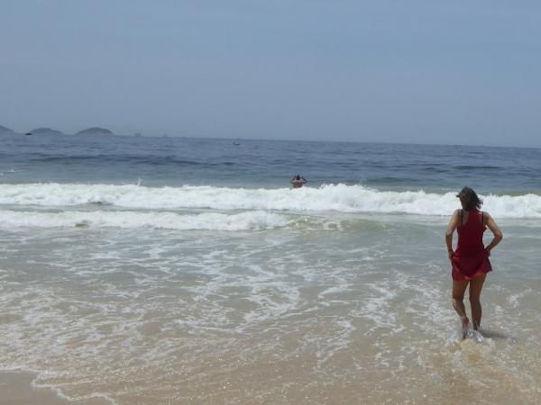 strand der copacabana rio de janeiro