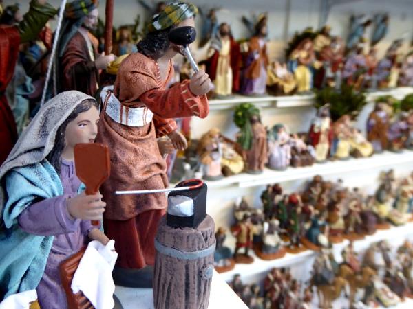 weihnachtsmarkt Barcelona
