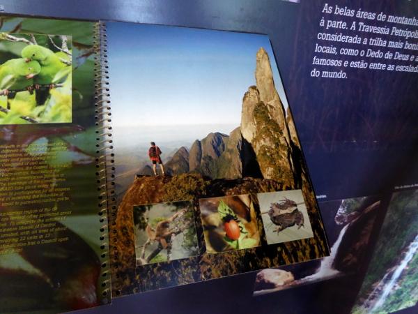 Besucherzentrum Parque nacional da Serra dos Orgaos Teresopolis