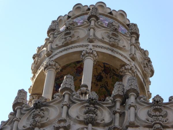 Casa Lleo Morera Detail Dach