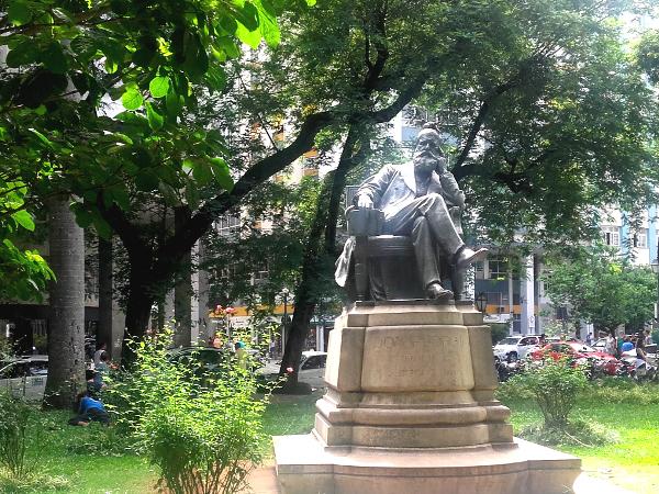 Dom Pedro II Petropolis Denkmal