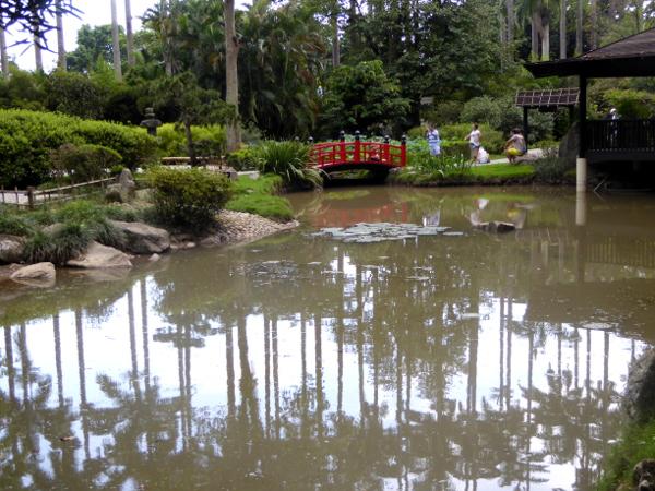 Jardim Botânico Japanischer Garten
