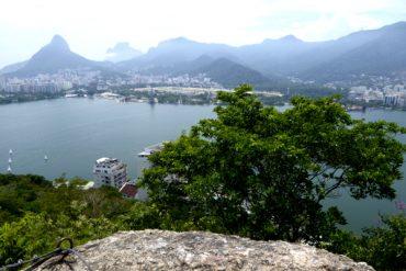 Eine Lagune in Rio: Lagoa de Freitas 5