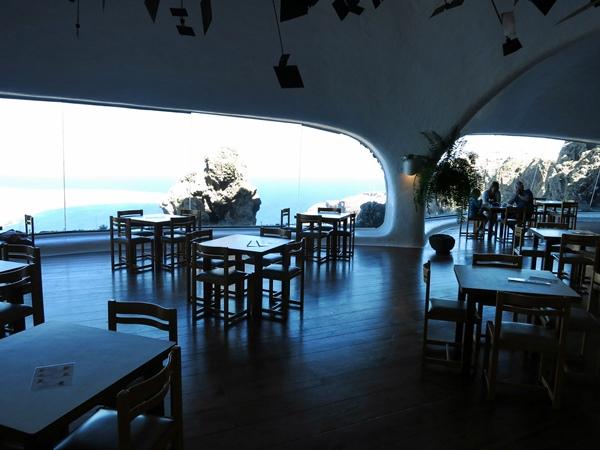 Mirador del Rio restaurant Lanzarote