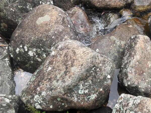 Parque Serra dos Orgaos Petropolis stein wasser