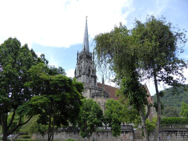 Petropolis Kathedrale Brasilien
