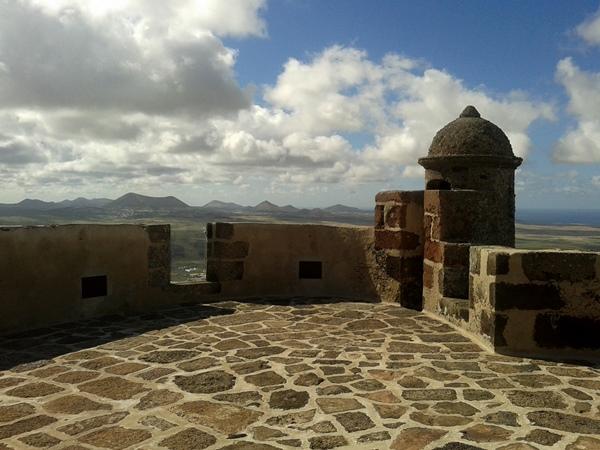 Piratenmuseum Castillo Santa Barbara Lanzarote