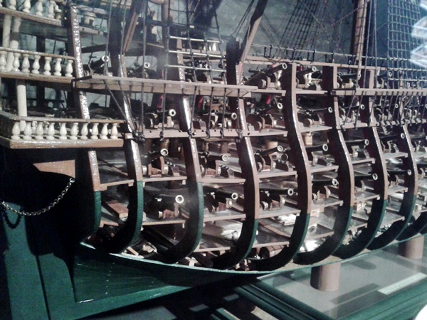 Piratenschiff Piratenmuseum Lanzarote