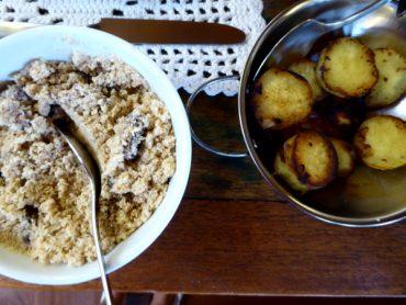 Gutes Essen in der Serra Verde 13