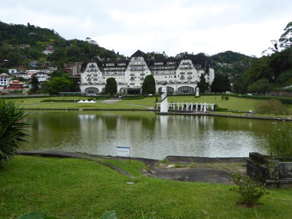 Quitandinha Palace Petropolis