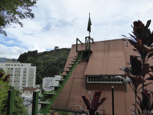 Santos Dumont Museum Petropolis Aussicht