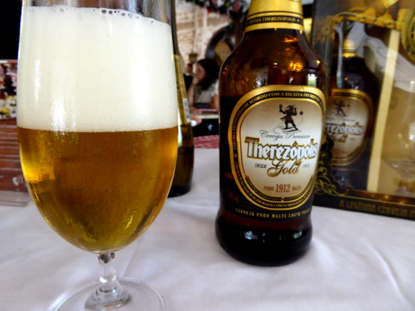 Teresopolis Bier Sankt Gallen Flasche