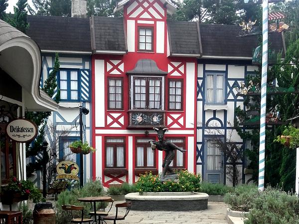 Teresopolis St Gallen Bier Biergarten