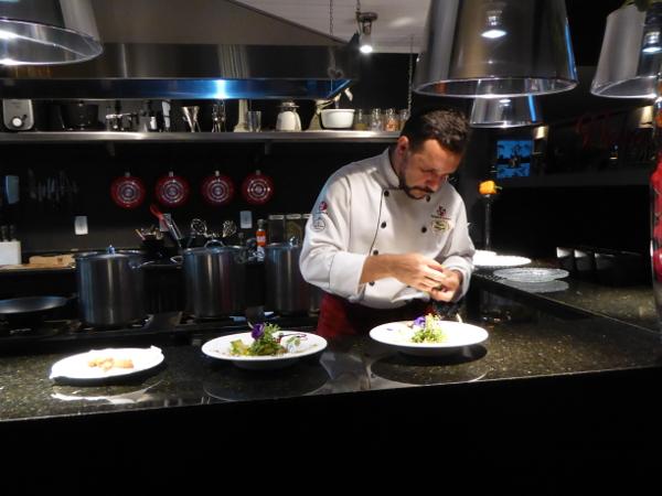 alessandro Arbeit Gastronomie Barao Petropolis