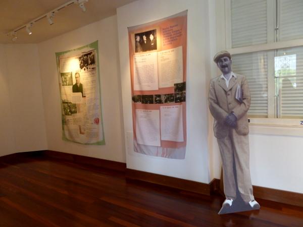 ausstellung Casa Museum Stefan Zweig Petropolis