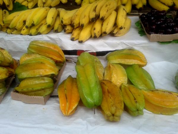 carambola Sternfrucht brasilien