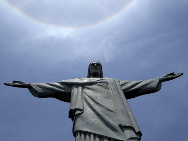 cristo Redentor-Rio-de-Janeiro