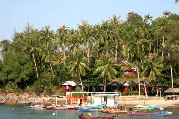 WERBUNG Inselhopping im Golf von Thailand 1