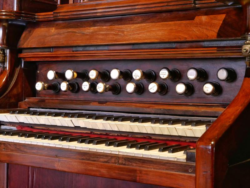 palau güell barcelona orgel