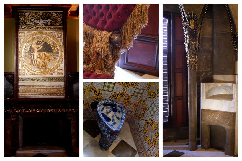 palau güell barcelona details