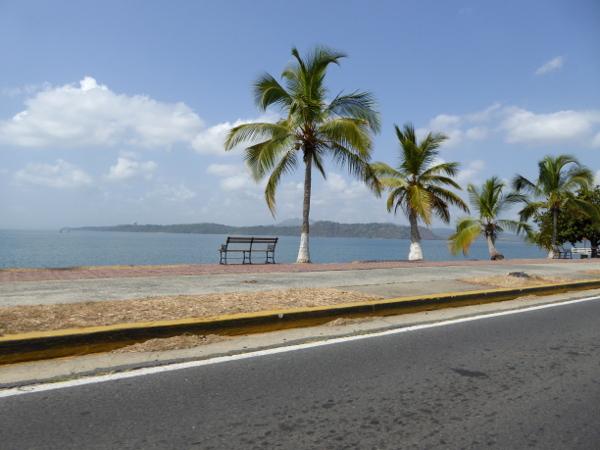 Amador Causeway Panama City