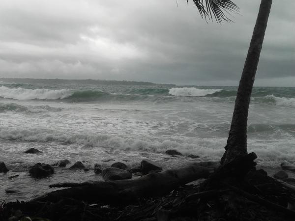Bastimentos Karibik ohne filter