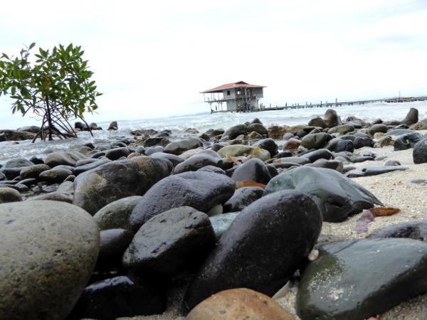 Isla Carenero Bocas del Toro anleger
