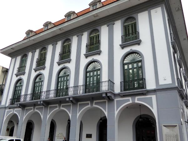 Museum Panamakanal Altstadt Panama City