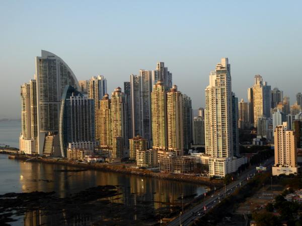 Panama City Manhattan hochhaeuser