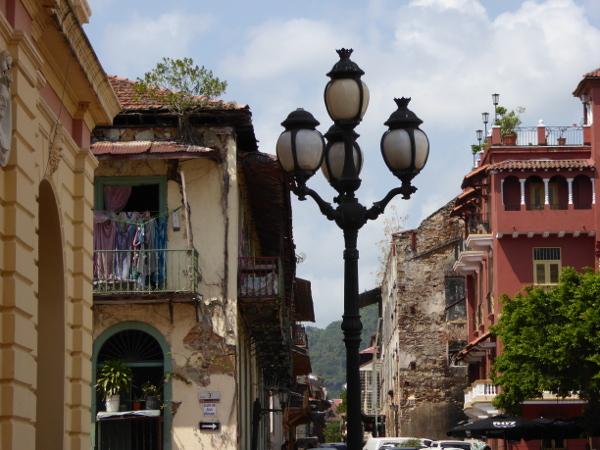 Panama City Stadt Casco Viejo