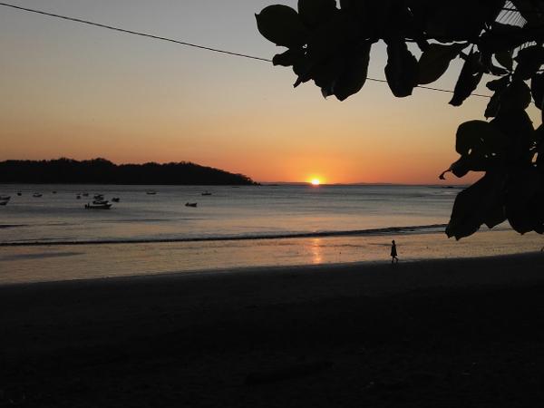 Santa Catalina Sonnenuntergang
