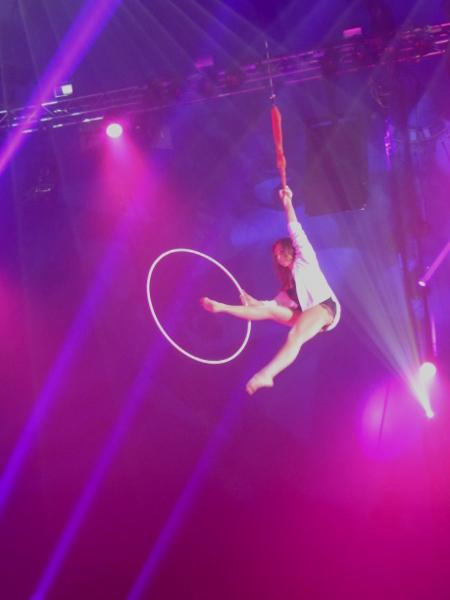 Zirkus Festival Figueres HULA HOOP